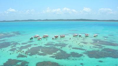As 17 Praias mais bonitas do Brasil